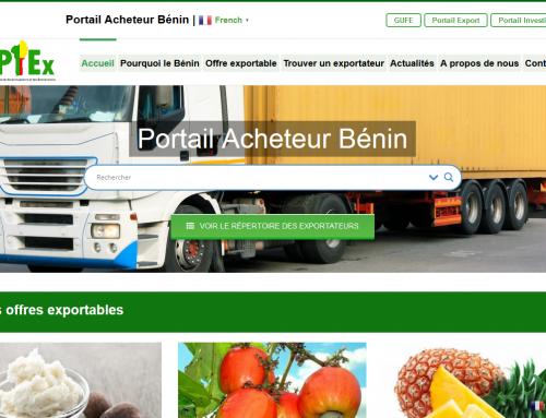 Portail Acheteur Bénin