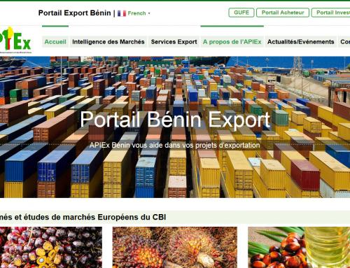 Portail Export Bénin
